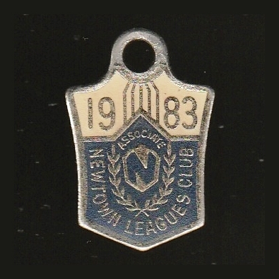 1906-07 Sydney Cricket Ground Member Badge
