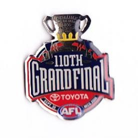 2006 AFL Grand Final Member Pin Badge