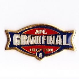 1998 AFL Grand Final Member Pin Badge