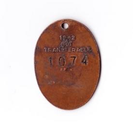 1982 Sydney Swans VFL Foundation Member Badge