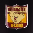 1990s Brisbane Bears AFL ASM Pin Badge