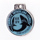 1988-89 Cronulla Sutherland Leagues Club Member Badge