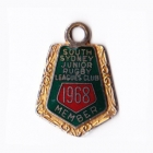 1968 South Sydney Juniors Leagues Club Member Badge