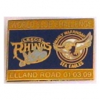 2009 WCC Sea Eagles v Leeds Pin Badge ds1