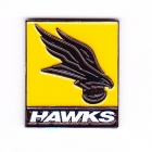 2006 Hawthorn Hawks AFL Cashs Pin Badge