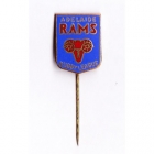 1998 Adelaide Rams NRL FR Stick Pin Badge