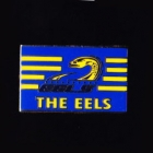 2009 Parramatta Eels NRL Pin Badge