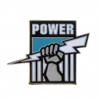 2011 Port Adelaide Power AFL Logo Trofe Pin Badge