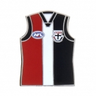 2011 St Kilda Saints AFL Jersey Trofe Pin Badge