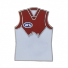 2011 Sydney Swans AFL Jersey Trofe Pin Badge