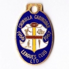 1966-67 Cronulla Caringbah Leagues Club Member Badge