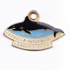 1970-71 Cronulla Sutherland Leagues Club Member Badge