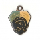 1973-74 Cronulla Sutherland Leagues Club Member Badge