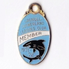 1971-72 Cronulla Sutherland Leagues Club Member Badge