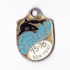 1975-76 Cronulla Sutherland Leagues Club Member Badge