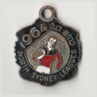 1964 North Sydney Leagues Club Member Badge