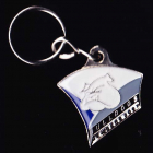 2007 Canterbury Bankstown Bulldogs NRL Member Keyring Badge