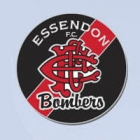 2012 Essendon Bombers AFL First 18 Trofe Pin Badge
