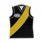 2011 Richmond Tigers AFL Jersey Trofe Pin Badge
