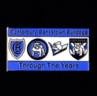 2012 Canterbury Bankstown Bulldogs NRL Through the Years Pin Badge