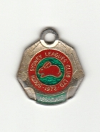 1972 South Sydney Leagues Club Associate Member Badge