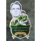 2012 Rugby League Immortal Clive Churchill Badge Pin