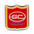 2009 Gold Coast Suns AFL LE Pin Badge