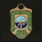 1963 Parramatta Leagues Club Member Badge