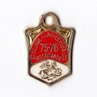 1975-76 St George Leagues Club Associate Member Badge