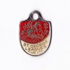 1984-85 St George Leagues Club Associate Member Badge