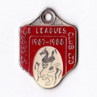 1987-88 St George Leagues Club Associate Member Badge