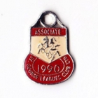 1990 St George Leagues Club Associate Member Badge