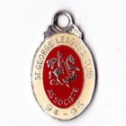 1994-95 St George Leagues Club Associate Member Badge