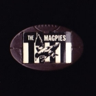1968 Collingwood Magpies VFL RL Smiths Chips Plastic Pin Badge