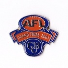 2001 AFL Grand Final Member Pin Badge