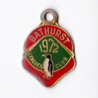 1972 Bathurst Leagues Club Member Badge