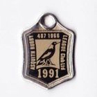 1991 Asquith Leagues Club Member Badge