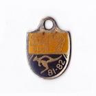 1981-82 Group 7 Leagues Club Member Badge