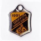 1991 Griffith Leagues Club Member Badge