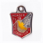 1977-78 Dapto Leagues Club Member Badge