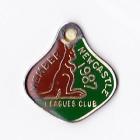 1987 Newcastle Leagues Club Member Badge
