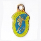 1980 Newcastle Leagues Club Lady Member Badge