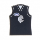 2011 Carlton Blues AFL Jersey Trofe Pin Badge