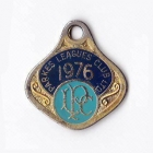1976 Parkes Leagues Club Member Badge