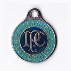 1984 Parkes Leagues Club Member Badge