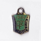 1988 Parkes Leagues Club Member Badge