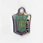1989 Parkes Leagues Club Member Badge