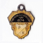 1973-74 Port Kembla Leagues Club Member Badge