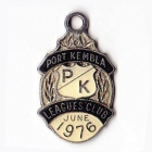 1975-76 Port Kembla Leagues Club Member Badge