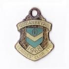 1968 Queanbeyan Leagues Club Member Badge